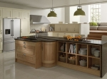 Oak Traditional Kitchen