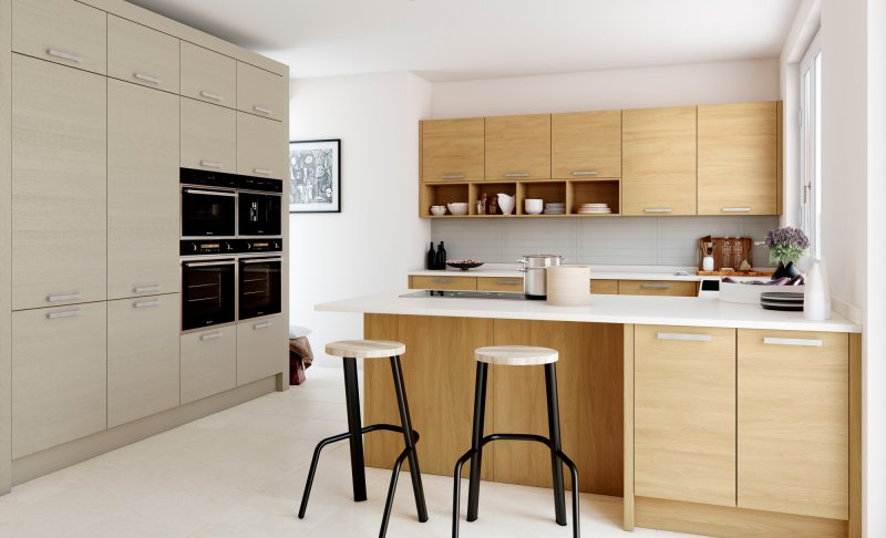 modern kitchen design gallery hampshire