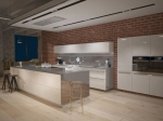 High Gloss Modern Kitchen