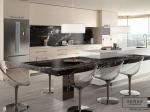 Black Marbel Kitchen Worktop