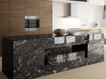Contemporary Kitchen Worksurface