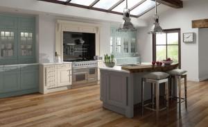 Jefferson Painted Kitchen
