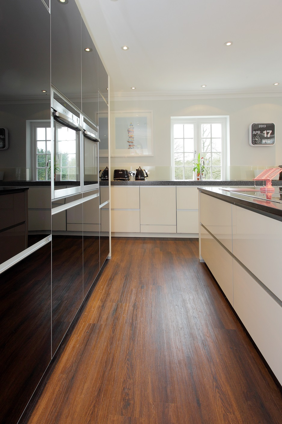 Family Kitchen In Farnham Surrey
