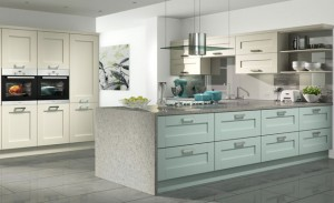 Windsor Ivory Kitchen