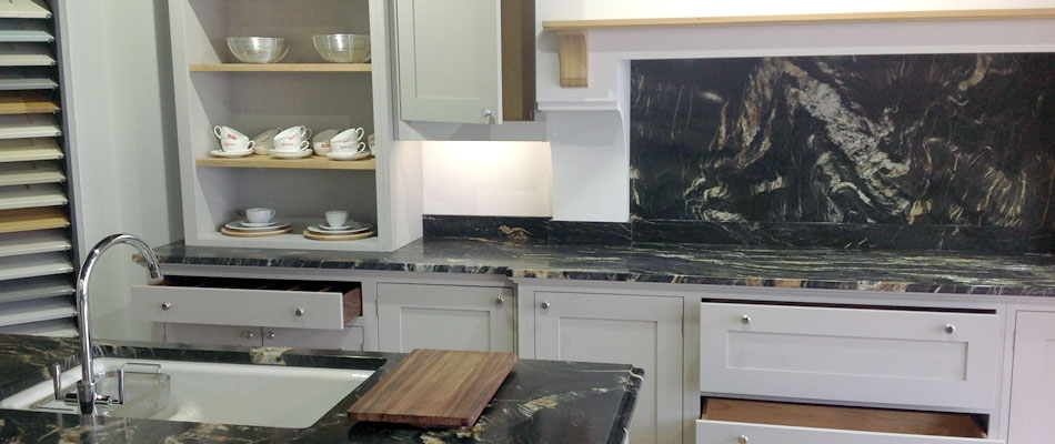 Ex-Display Inframe Handmade Kitchen Hampshire