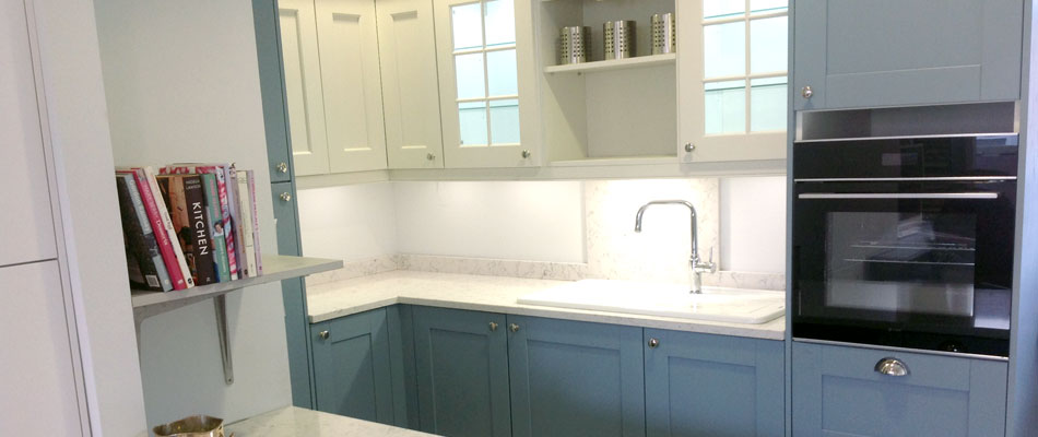 Ex-Display Maddison Shaker Kitchen Hampshire