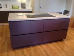 Alnostar Fine in violet